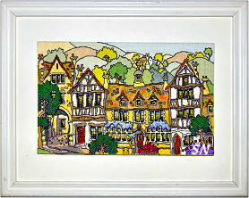 English Village II from Michael Powell - click for more