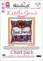 Little Gem Best Friend Chart from Michael Powell - click for more