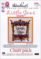 Little Gem All My Love Chart from Michael Powell - click for more