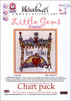 Little Gem Live Life Chart from Michael Powell - click for more