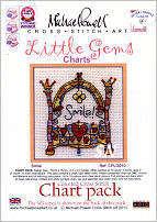 Little Gem Smile Chart from Michael Powell - click for more