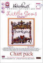 Little Gem Thank-You Chart from Michael Powell - click for more