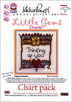 Little Gem Thinking of You Chart from Michael Powell - click for more