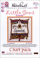 Little Gem You Are Special Chart from Michael Powell - click for more