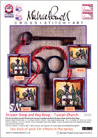 Scissor and Key Keep Kit X103 TUSCAN CHURCH from Michael Powell - click for more