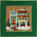Mill Hill 2006 Buttons & Beads Christmas Village MH14-6301 Toy Shop Kit -- click for more