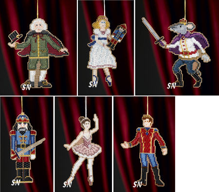 Nutcracker Ballet From Mill Hill   Click To See More