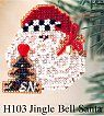 H103 Jingle Bell Santa -- click for a larger view