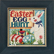 Egg Hunt Kit from Mill Hill - click to see more