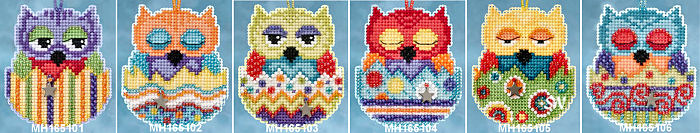 Mill Hill Owlets - click for more