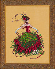 Miss Christmas Eve by Mirabilia -- click to see a more