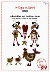 14 Days a Week Albert, Elsa and the Christmas Hens - click for more