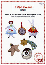 14 Days a Week Alice & The White Rabbit, Among the Stars - click for more