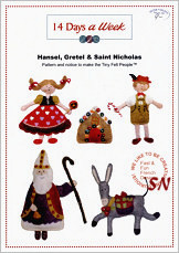 14 Days a Week Hansel, Gretel & St Nicholas - click for more