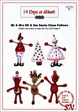 14 Days a Week Mr & Mrs Elf & The Santa Claus People - click for more