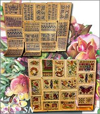 Antique Pattern Album from Cross Stitch Antiques - click to see more