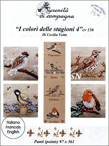 Serenita di Campagna Stagioni #4 Birds - click to see more