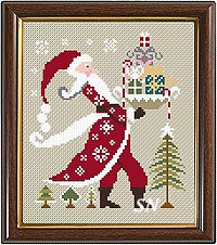Santa Gifts from Stitch N Needs - click for more