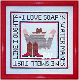 Soap 'n Water from Acorn House - click to see more
