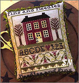 Pins & Needles from Annie Beez Folk Art - click to see more