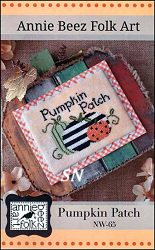 Pumpkin Patch from Annie Beez Folk Art - click to see more