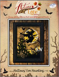 Hallows' Eve Haunting from Autumn Lane Stitchery - click to see more