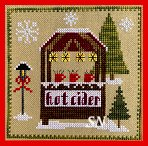Christkindlmarkt Part Five Hot Cider by Pickle Barrel Designs - click to see more