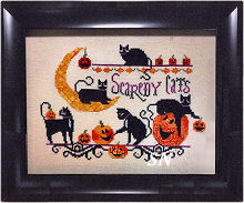 Scaredy Cats from Kit & Bixby - click to see more