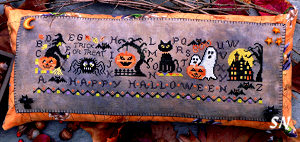 A Happy Halloween from Lila's Studio - click to see more