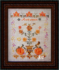Autumn Splendor from Lindsay Lane Designs - click to see more