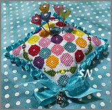 Penelope's Posies from Lindy Stitches - click for more