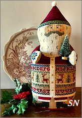 Sampler Santa from The Needles Notion - click for more