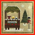 Christkindlmarkt Part Four Patisserie by Pickle Barrel Designs - click to see more
