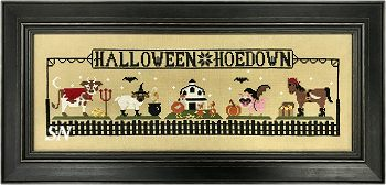 Halloween Hoedown from Petal Pusher - click to see more