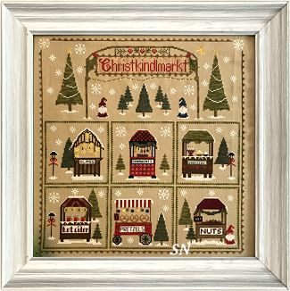 Christkindlmarkt by Pickle Barrel Designs - click to see more