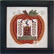 Great Pumpkin SAMPLER from Samplers Revisited - click to see more