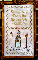 Mary Mustardseed from Scattered Seed Samplers - click to see more
