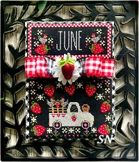 Stitching With The Housewives Presents Truckin' Along - click to see more