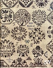 2020 Needlework Enthusiast's Book of Days from Needlework Press - click for more