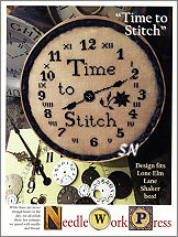 Time to Stitch from Needlework Press - click for more