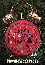 Christmas Time from Needlework Press - click for more