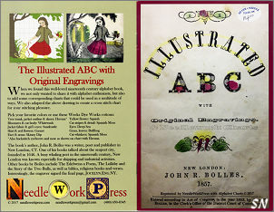 The Illustrated ABC from Needlework Press - click for more