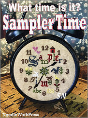 Sampler Time from Needlework Press - click for more
