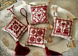 Red Ornaments from Nikyscreations - click to see more