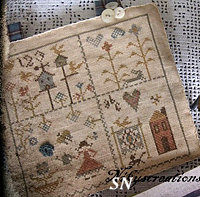 Little Sampler from Nikyscreations - click to see more