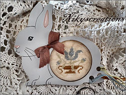 Blue Bunny Kit from Nikyscreations