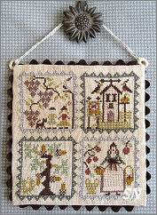 Harvest Blocks Sampler from Nikyscreations