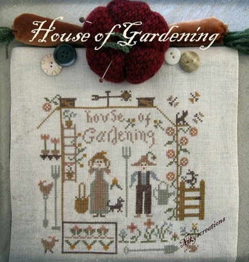 House of Gardening from Nikyscreations