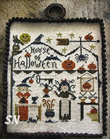 House of Halloween from Nikyscreations