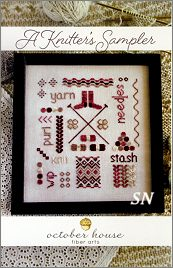 A Knitter's Sampler from October House - click for more